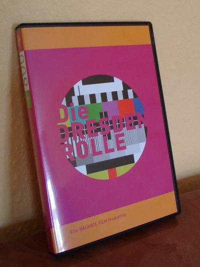 Die Dresden-Rolle DVD