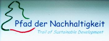 pfad der nachhaltigkeit