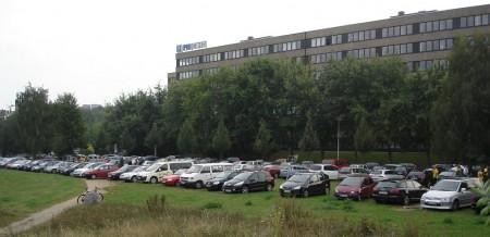 dynamo-parkplatz
